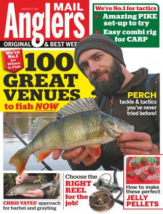Angler's Mail 17th January 2017
