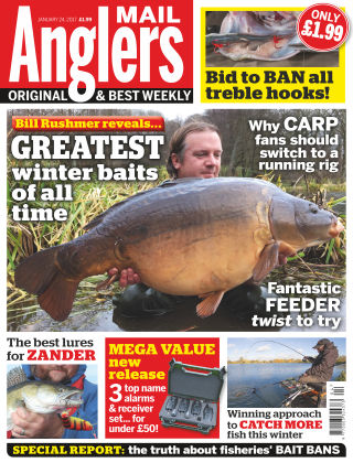 Angler's Mail 24th January 2017