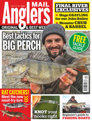 Angler's Mail 21st March 2017