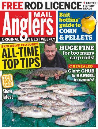 Angler's Mail 4th April 2017