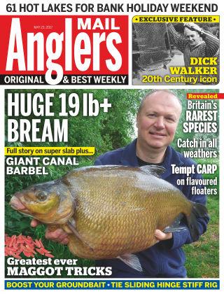 Angler's Mail 23rd May 2017