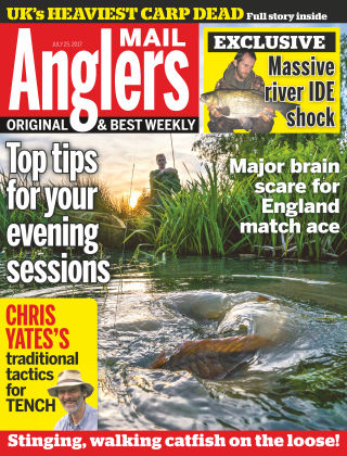 Angler's Mail 25th July 2017