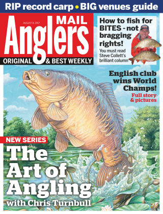 Angler's Mail 8th August 2017