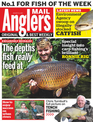 Angler's Mail 19th August 2017