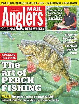 Angler's Mail 29th August 2017