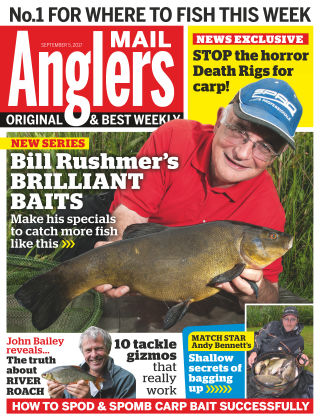 Angler's Mail 5th September 2017
