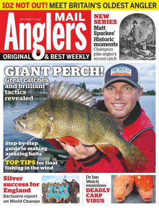 Angler's Mail 19th September 2017
