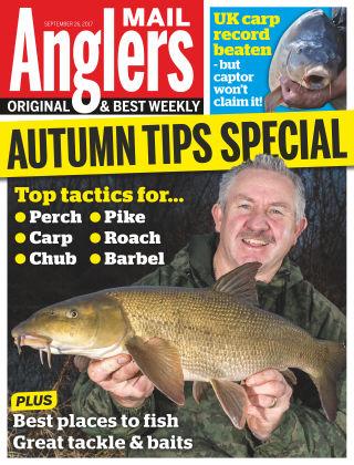 Angler's Mail 26th September 2017