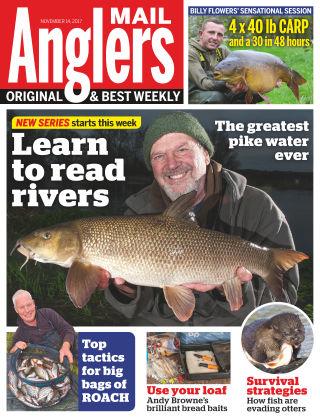 Angler's Mail 14th December 2017