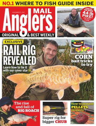 Angler's Mail 21st November 2017