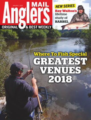 Angler's Mail 2nd January 2018