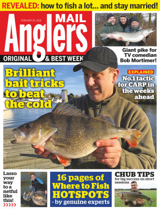 Angler's Mail 20th February 2018