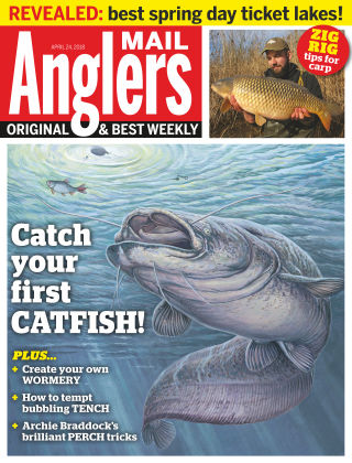 Angler's Mail 24th April 2018