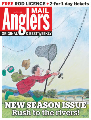 Angler's Mail 12th June 2018