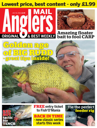 Angler's Mail 10th July 2018