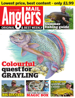 Angler's Mail 17th July 2018
