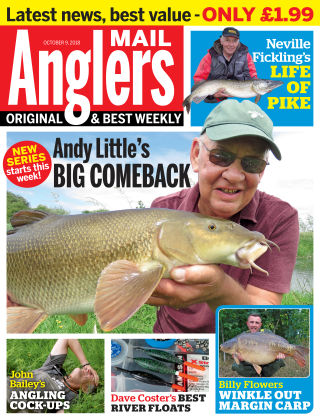 Angler's Mail 9th October 2018