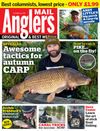 Angler's Mail 16th October 2018