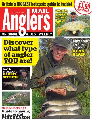 Angler's Mail Nov 6 2018