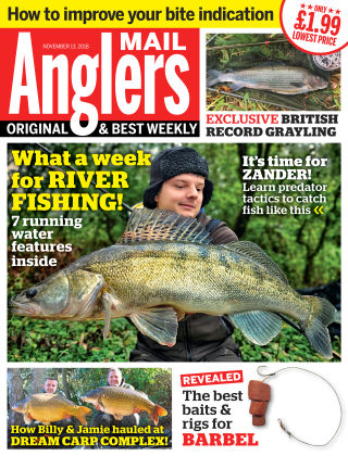 Angler's Mail Nov 13 2018