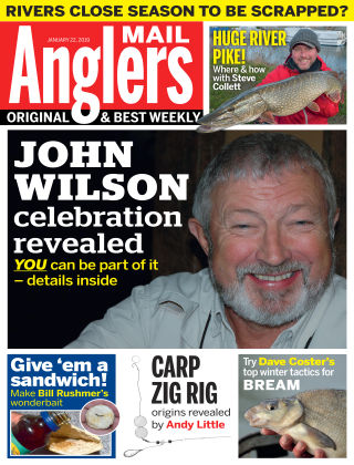 Angler's Mail Jan 22 2019