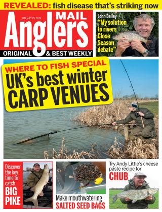 Angler's Mail Jan 29 2019