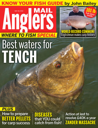 Angler's Mail May 28 2019