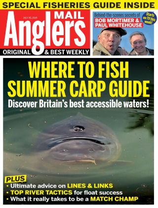 Angler's Mail Jul 30 2019