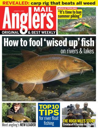 Angler's Mail Aug 6 2019