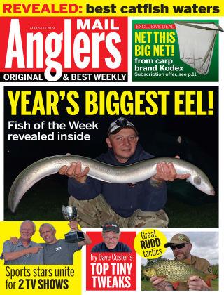 Angler's Mail Aug 13 2019