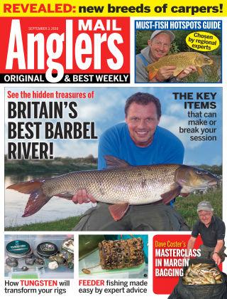 Angler's Mail Sep 3 2019