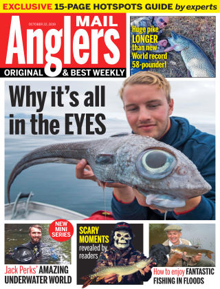 Angler's Mail Oct 22 2019