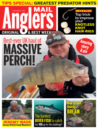 Angler's Mail Nov 5 2019