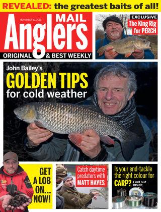 Angler's Mail Nov 12 2019