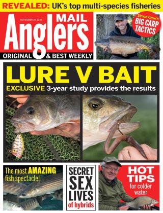 Angler's Mail Nov 19 2019