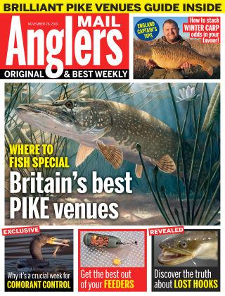 Angler's Mail Nov 26 2019