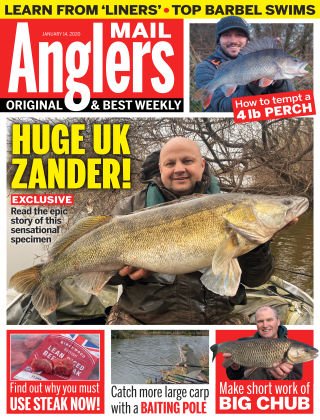 Angler's Mail Jan 14 2020