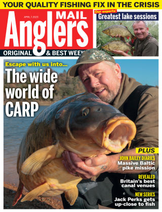 Angler's Mail Apr 7 2020