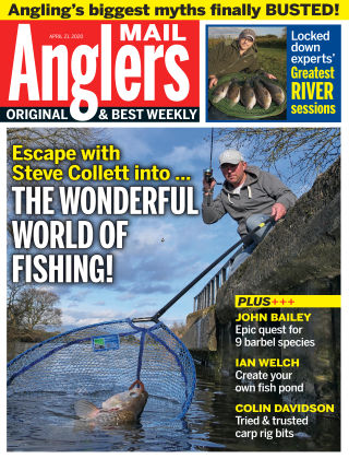 Angler's Mail Apr 21 2020