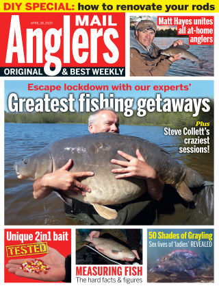 Angler's Mail Apr 28 2020