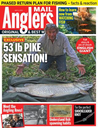 Angler's Mail May 5 2020