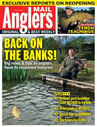Angler's Mail May 19 2020