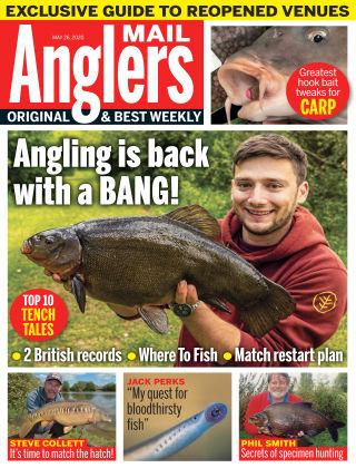 Angler's Mail May 26 2020
