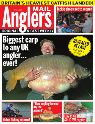 Angler's Mail 6th June 2020