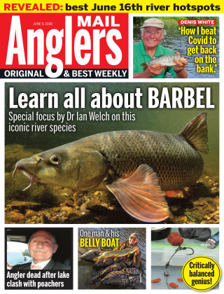 Angler's Mail 9th June 2020