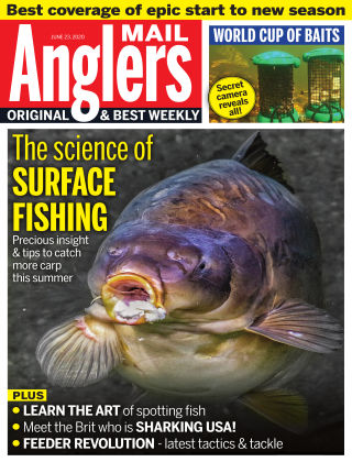 Angler's Mail 23rd June 2020