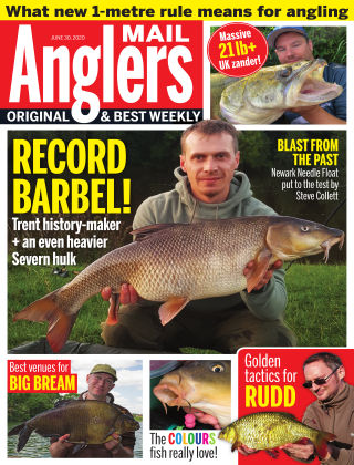 Angler's Mail 30th June 2020