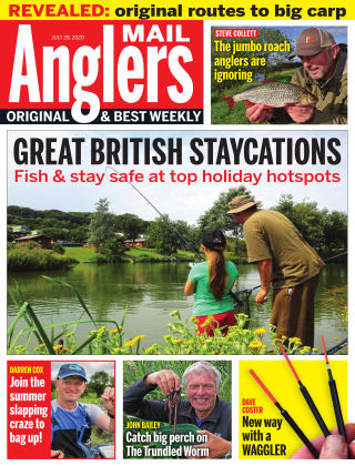 Angler's Mail 1st August 2020