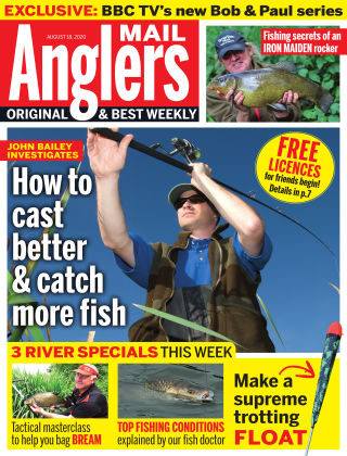 Angler's Mail 22nd August 2020