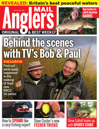 Angler's Mail 29th August 2020